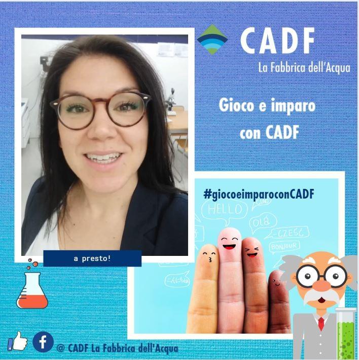 Progetto #giocoeimparoconCADF: didattica a distanza offerta da CADF per scuole e famiglie