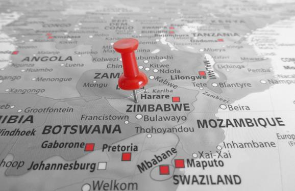 UN ACQUEDOTTO PER L'OSPEDALE DELLA MISSIONE DI ST.ALBERT ( ZIMBABWE )