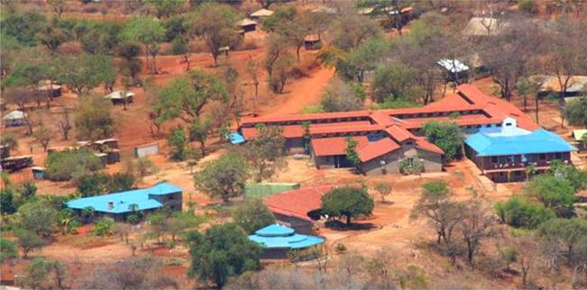 IMPIANTO DI POTABILIZZAZIONE DELL'OSPEDALE DI TARAKA (Kenya)