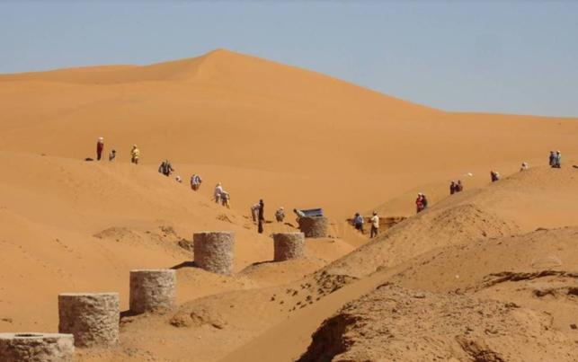 La Khettara di Hassi Labiad (Marocco)