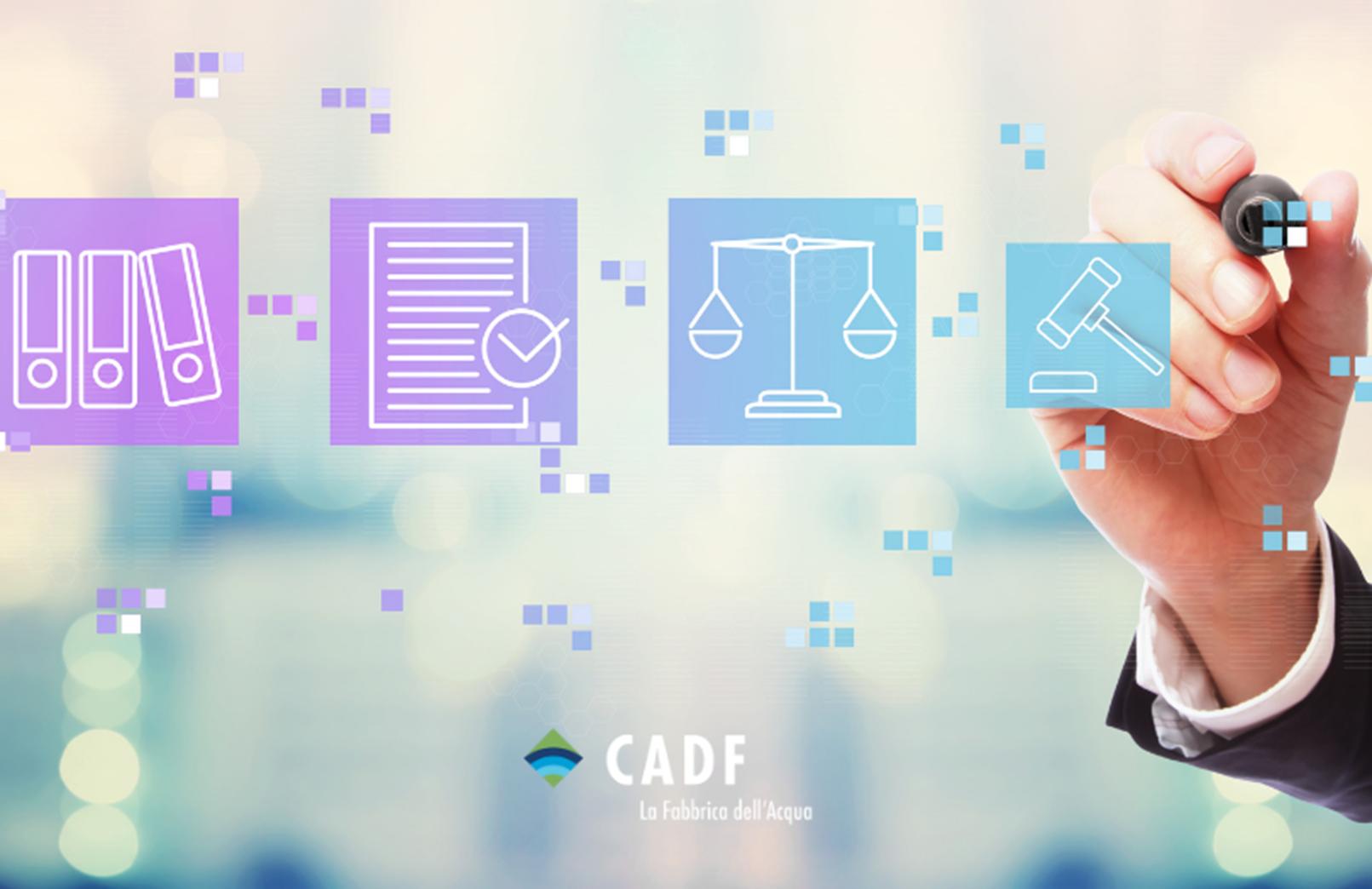 Nuovo Modello di Organizzazione, Gestione e Controllo di CADF