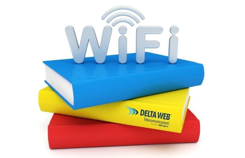 CADF per il territorio: reti LAN e wifi per le scuole